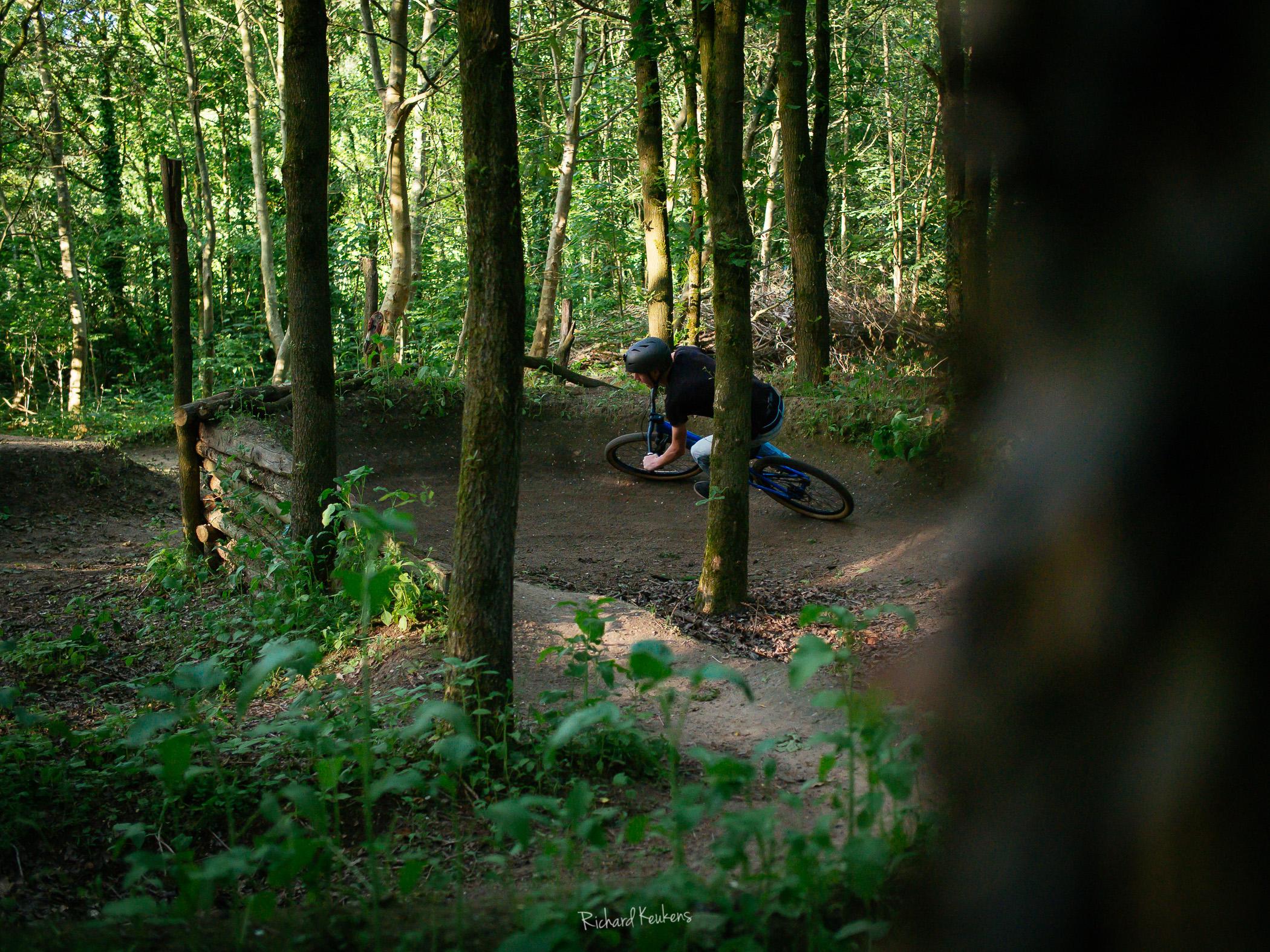 Wild Dukes Bikepark Pumptrack